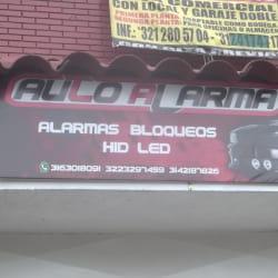 Auto Alarma en Bogotá