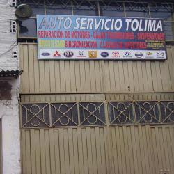 Auto Servicio Tolima  en Bogotá