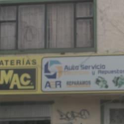 AER Auto Servicio Electricos y Repuestos en Bogotá