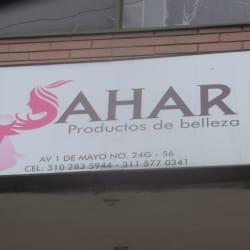 AHAR Productos de Belleza en Bogotá