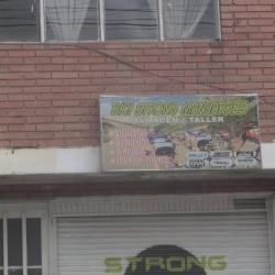 Bici Strong Manjarres en Bogotá