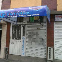 Ckentarus en Bogotá