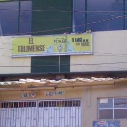 El Tolimense Bar en Bogotá