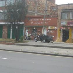 Restaurante y Pescaderia El Anotojo del Sur en Bogotá