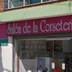 Salón de La Corsetería en Bogotá