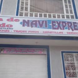 Salon de Lavado Navi Express en Bogotá