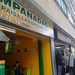 Empanadas el Paisa Las Originales  en Bogotá