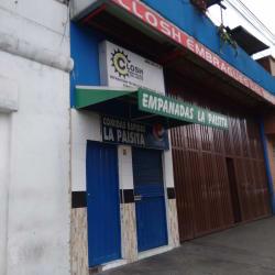 Empanadas La Paisita  en Bogotá