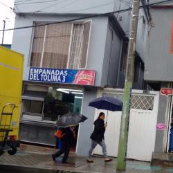 Empanadas del Tolima 3  en Bogotá