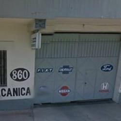 Mecánica Cuevas  en Santiago