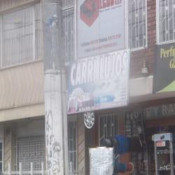 Carri Lujos en Bogotá