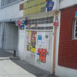 Atp.co papeleria en Bogotá