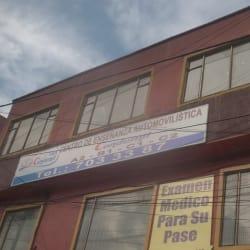 Centro De Enseñanza Automovilistica Condumil en Bogotá