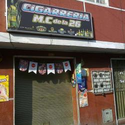 Cigarreria M.C. de la 26 en Bogotá