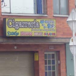 Cigarreria Mi Cava De La 24 en Bogotá