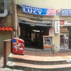Cafeteria lucy en Bogotá