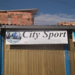 City Sport en Bogotá