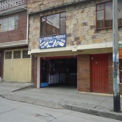 Centro de medias  en Bogotá