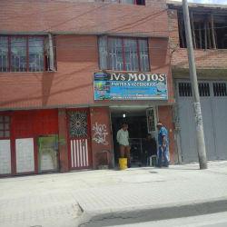 J V S Motos en Bogotá