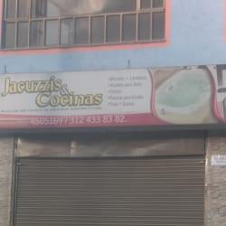 Jacuzzis y Cocinas en Bogotá