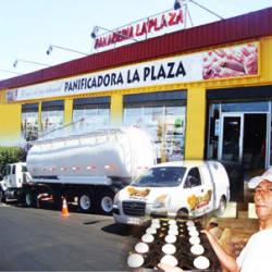 Panificadora La Plaza en Santiago