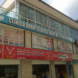 Clínica Odontologica Martínez & Medina  en Bogotá