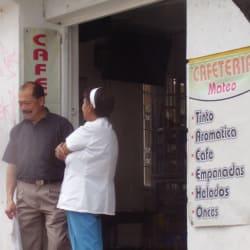 Cafetería Mateo en Bogotá