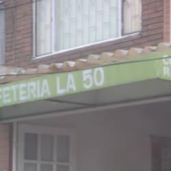 Cafeteria la 50 en Bogotá