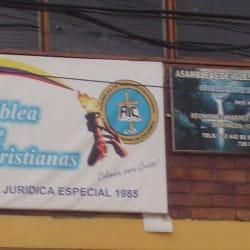 Asamblea De Iglesias Cristianas  en Bogotá