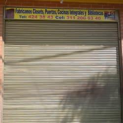 Closets y Puertas Carrera 80C con 8B en Bogotá