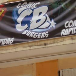 Comic CB Burguer Comidas Rapidas en Bogotá