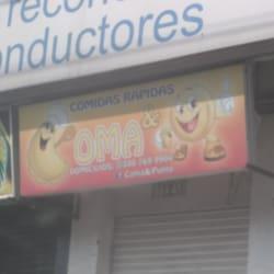 Comidas Rápidas Coma y Punto  en Bogotá