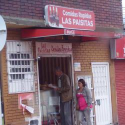 Comidas Rapidas las Paisitas  en Bogotá