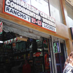 Cigarrería Central en Bogotá
