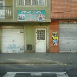 Comidas Rapidas Ricuras Del Tolima  en Bogotá