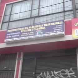 Distribuidora de Plasticos y Desechables Biwis De Colombia  en Bogotá