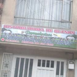 Distribuidora de Quesos Parmalacteos en Bogotá