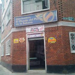 Distribuidora El Mundo del Pollo de La Sabana en Bogotá