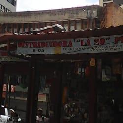 Distribuidora La 20 Cacharreria en Bogotá