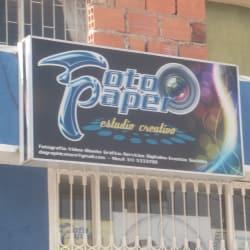 Foto Paper en Bogotá