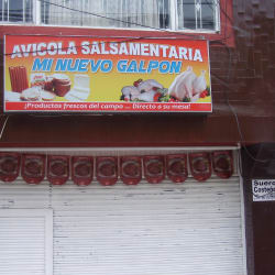 Avicola Salsamentaria Mi Nuevo Galpon en Bogotá