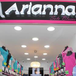 Arianna en Bogotá