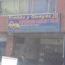 Frenos y Guayas JB  en Bogotá
