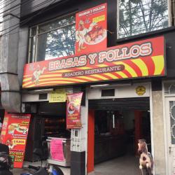 Brasas y Pollos Asadero Restaurante en Bogotá