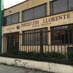 Instituto Llorente Medicina Preventiva en Bogotá