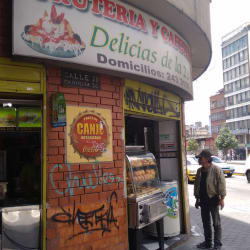 Fruteria y Cafeteria Delicias de la 23  en Bogotá