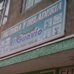 Frutería Y Heladería El Guavio en Bogotá
