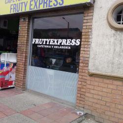 Fruty express cafeteria y heladeria  en Bogotá