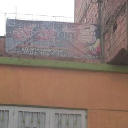 Club deportivo Genius Sport en Bogotá