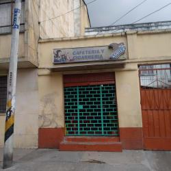 Cigarreria y cafeteria  en Bogotá